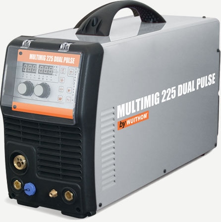 Poste de soudure MULTIMIG 225 DUAL PULSE